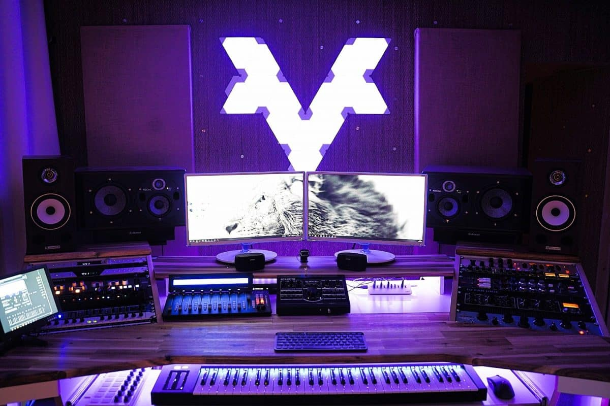 VOGSTUDIOS - Studio d'enregistrement - PARIS